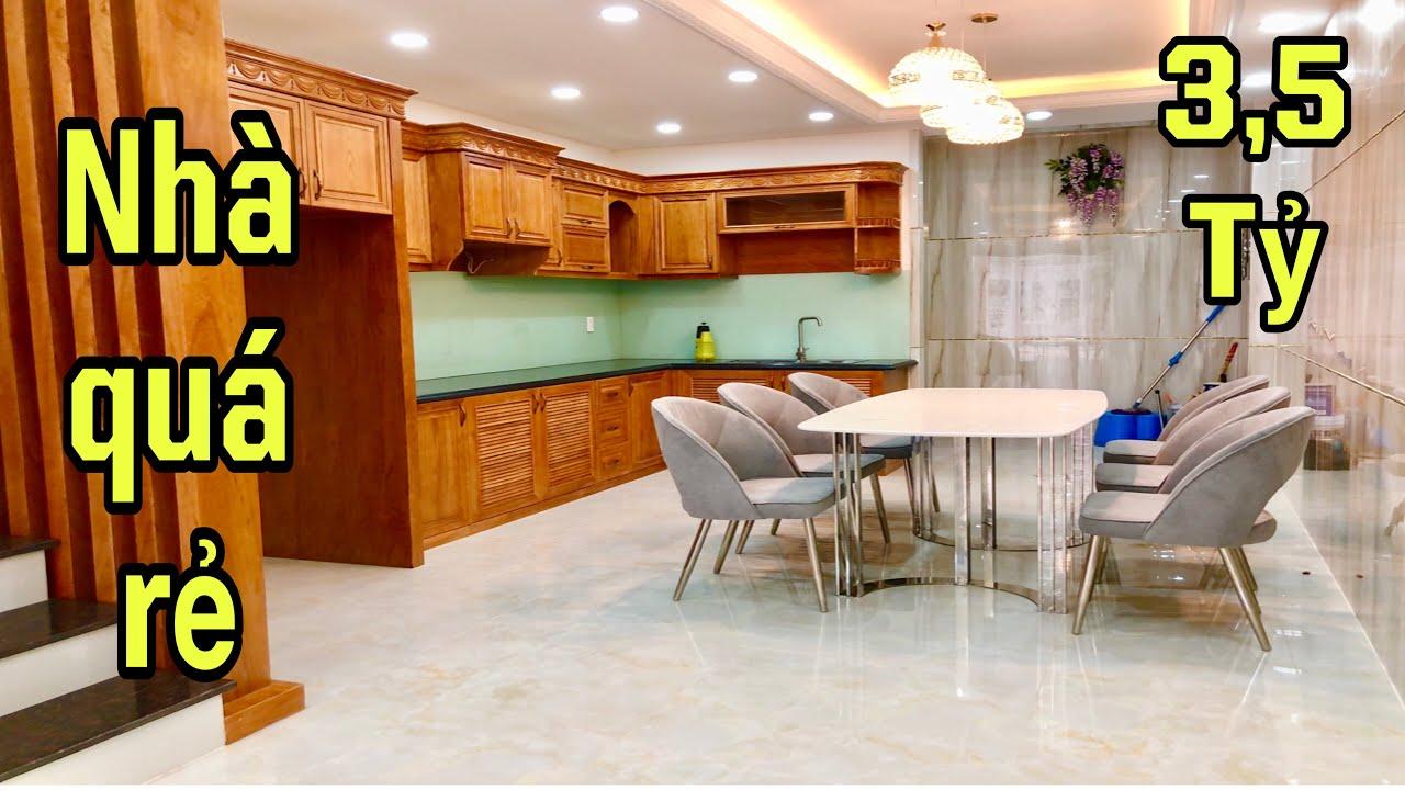 Bán nhà quận 12| Nhà đẹp giá quá rẻ chỉ 3,5 Tỷ tại đường Hà Huy Giáp phường Thạnh Lộc quận 12 TPHCM