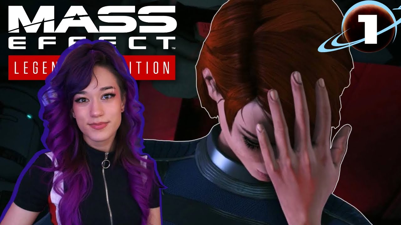 i play mass effect for the first time