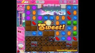 Candy Crush Saga - Level 1410 (3 star, No boosters)