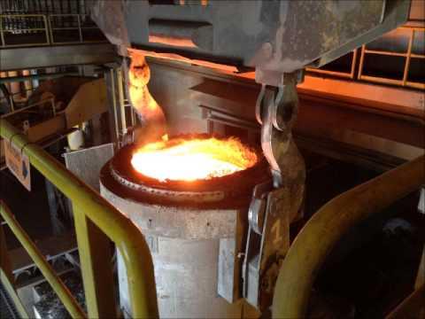 Kuwait steel Factory audio story