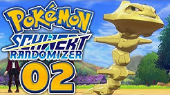 SHINY STAHLOS!!! Pokémon Schwert Randomizer (Extreme) #02