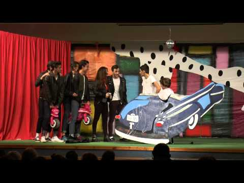 Grease Colegio San Miguel 6/3/15