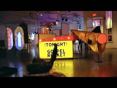 """Mike Kelley: """"Day Is Done"""" 