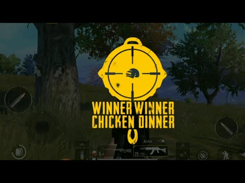 PUBG MOBILE || WINNER WINNER CHICKEN DINNER