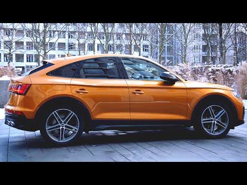 New 2021 Audi SQ5 Sportback - Coupe SUV!