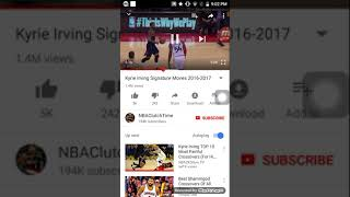 Kyrie Irving Signatures Moves Mix Young Dumb