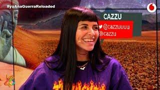 Cazzu llega de Argentina para reinar en el trap #yuAnaGuerraReloaded