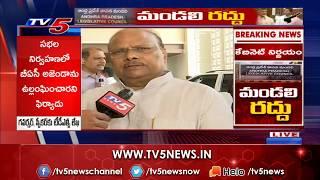 Yanamala Ramakrishnudu Reaction on AP Cabinet Decision on Mandali Raddu | Jagan on AP Council | TV5