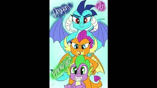 The Dragon Lord Legacy [Chapter 3 - Part 1] (Fanfic Reading - Thriller MLP)