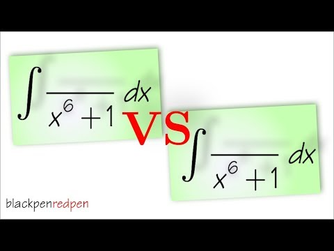 understand u substitution, (design your own integrals#1)