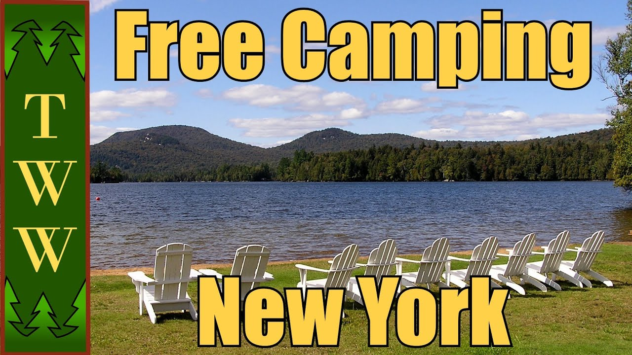 free camping in the east pt.3: new york's adirondacks - youtube
