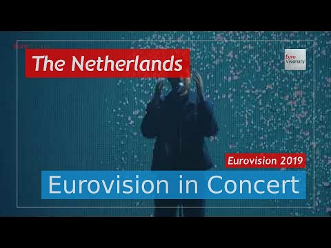 The Netherlands Eurovision 2019 Live: Duncan Laurence - Arcade - Eurovision in Concert