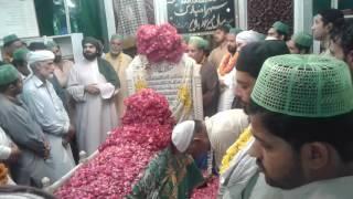 Alsyed Sarmad Hassani Sajadah Nasheen Darbar Hazrat Mian Meet Qadri R.T.A