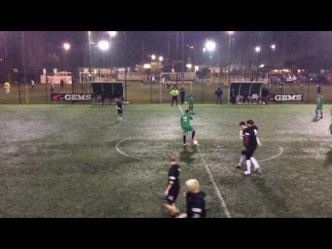Testaccio C8 8-4 Alitalia Calcio | Serie A - 17ª | Integrale