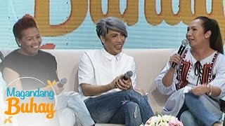 Magandang Buhay: Vice Ganda's siblings
