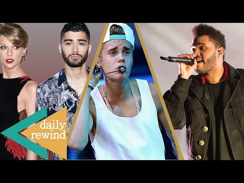 The Weeknd SEXIST? Justin Bieber a Sex OFFENDER? Zayn Malik & Taylor Swift TOURING Together?!? -DR