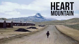 Heart Mountain - Wyoming
