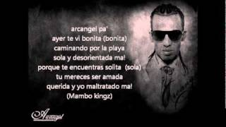 Watch Arcangel Bonita video