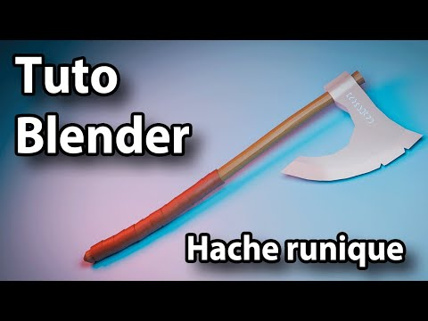 Tuto blender :