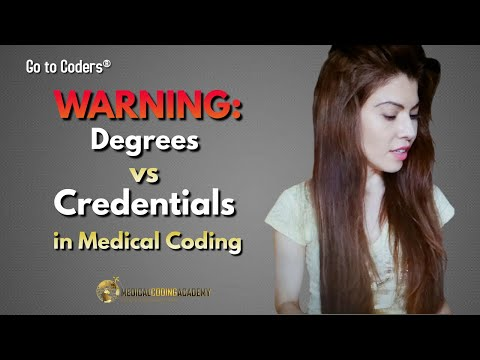 Medical Coding Basics: Degree vs. Certification