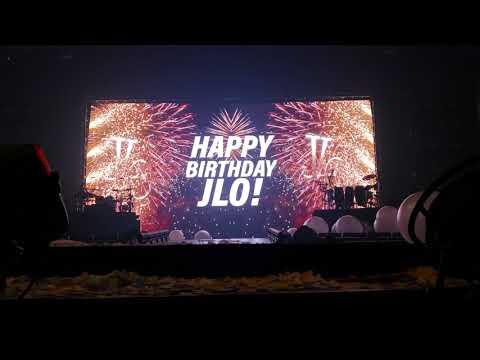 JLo - It's My Party Tour 2019 - Miami 7/25/2019