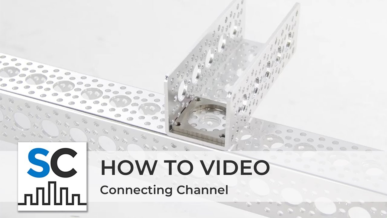 Actobotics Product Feature: Connecting Channel