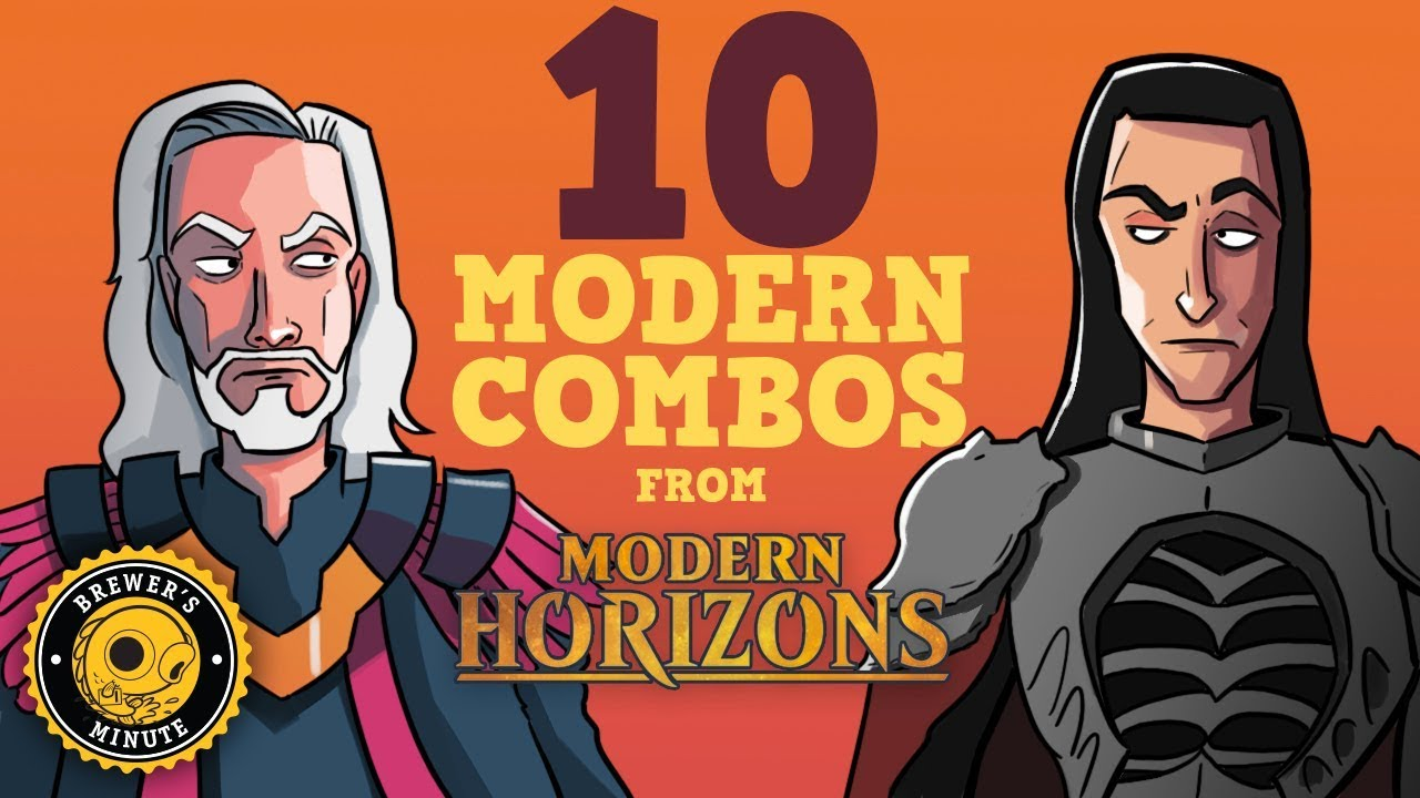 Brewer's Minute: 10 Modern Combos from Modern Horizons