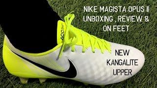 Premio estante carrera  Nike Magista Opus II (Motion Blur Pack) - Unboxing, Review & On Feet -  YouTube