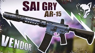 Warface SAI GRY AR-15 - The best vendor weapon for rifleman