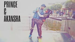 I will be waiting (kabhi jo badal) dance choreography. .