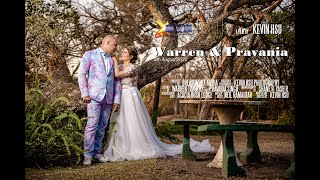 Warren + Pravania | Drive Inn Wedding | Cinematic Montage | 08.08.2020 | Acacia Bush Lodge