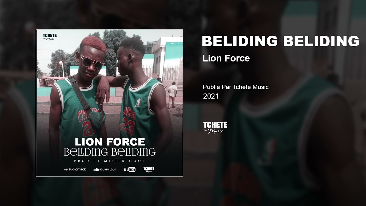 LION FORCE - BELIDING BELIDING