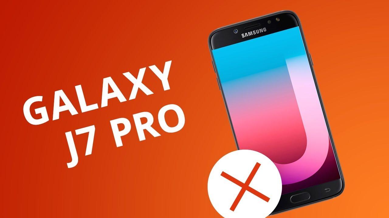 10e4fb2948 5 motivos para NÃO comprar o Galaxy J7 Pro - Vídeos - Canaltech