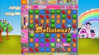 Candy Crush Saga Level 1045 (No Boosters)