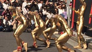 Repeat youtube video 大駱駝艦・金粉ショー