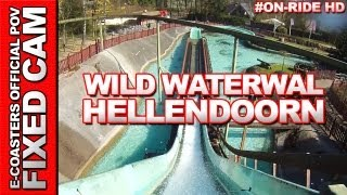 Wild Waterval - Avonturen Park Hellendoorn | On-Ride (ECam HD)