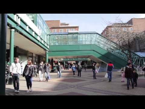 City regeneration in Coventry