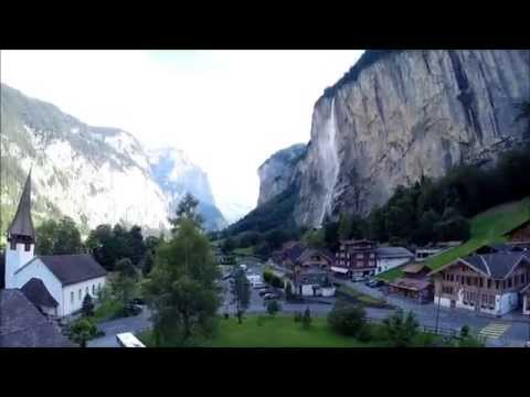 European Roadtrip 2014 -- From Italy to the Swiss Alps