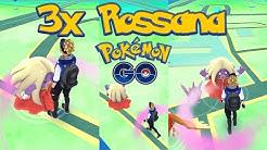 3x Rossana fangen! + 10 Eier öffnen • Pokemon Go deutsch