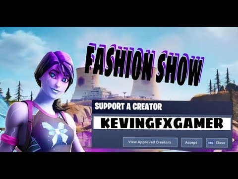 (NA-EAST) CUSTOM MATCHMAKING! SOLOS,DUOS,SQUADS FORTNITE LIVE FASHION SHOW   PS4,XBOX,PC,MOBILE