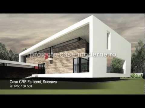 Modele de case noi din lemn proiect casa crf falticeni for Modele de case