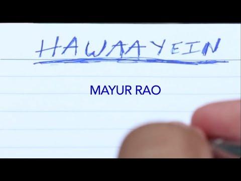 Hawaayein Cover | Mayur Rao | Aawara Films...