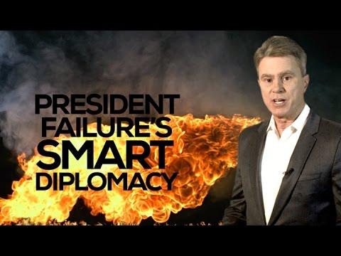PRESIDENT FAILURES SMART DIPLOMACY