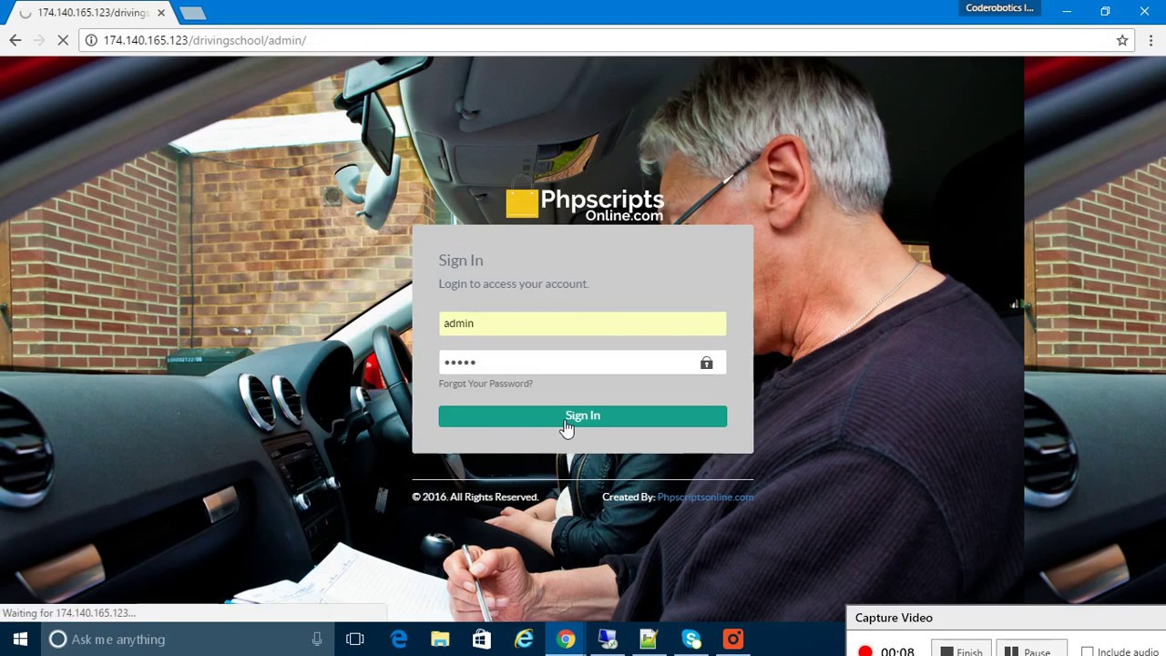 Driving School Management & Scheduling Software