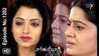 Naa Peru Meenakshi | 11th  February 2019 | Full Episode No 1202 | ETV Telugu