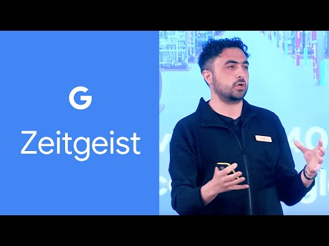 Artificial Intelligence Can Make the World a Better Place | Google Zeitgeist