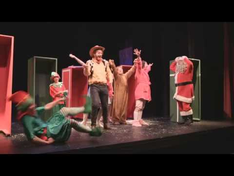 Tim Bray Productions Presents; The Santa Claus Show '14