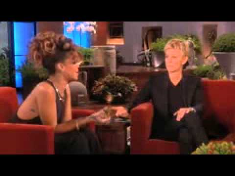 Rihanna Talks About Her Dating Life On Ellen Show