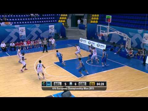 Video : Σκουλίδας και Παπαγιάννης | ...στις δέκα κορυφαίες στιγμές της πρώτης αγωνιστικής, U16 Μen 2013