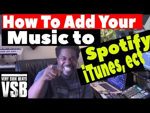 How To Add Your Music to